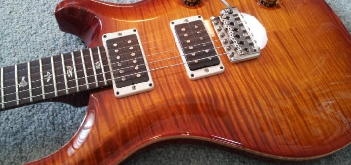2012 PRS Custom 24 McCarty Sunburst - I Really Like Guitars