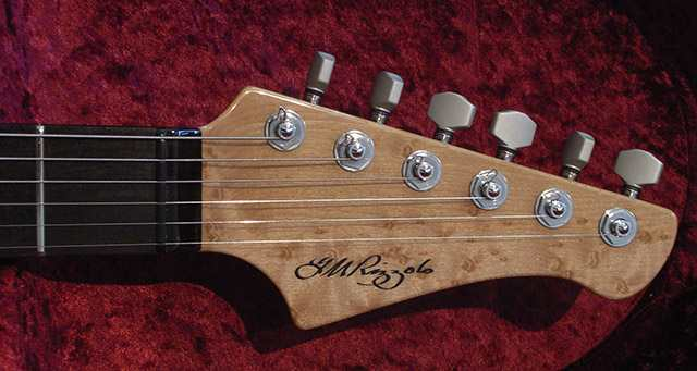 Rizzolo Guitars